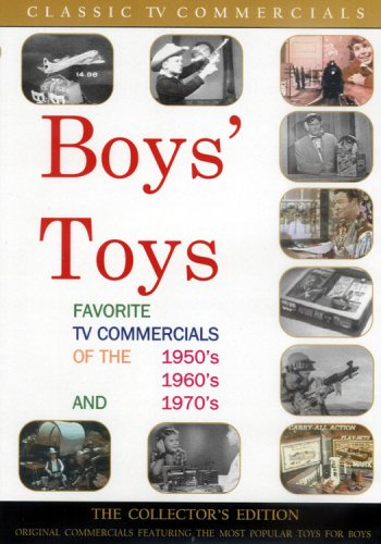 Boys' Toys - Favorite TV Commercials