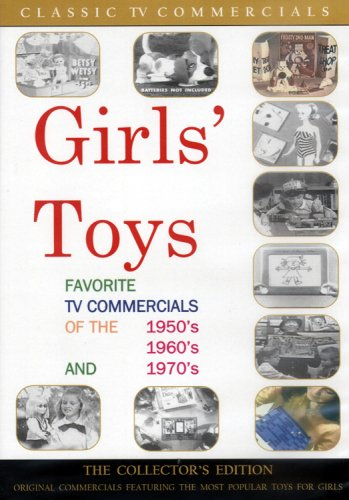 Girls' Toys - Favorite TV Commercials