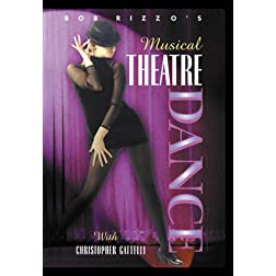 Bob Rizzo: Musical Theatre Dance-Broadway Jazz with Christopher Gattelli