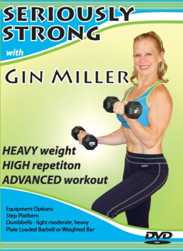 Serious Strength with Gin Miller