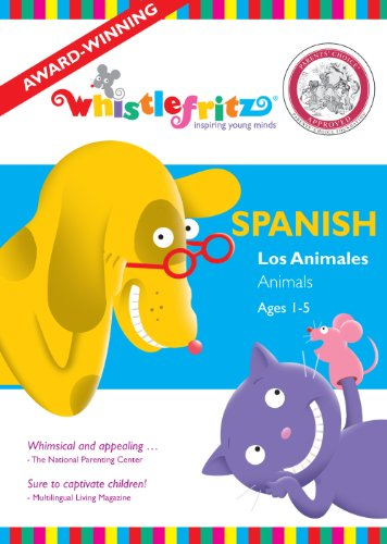 Spanish for Beginners:  Los Animales (Animals)