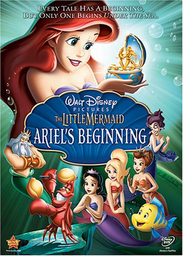 The Little Mermaid - Ariel's Beginning