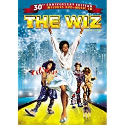 The Wiz (30th Anniversary Edition w/ Bonus CD)