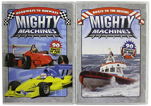 Mighty Machines: Roadways/Boats
