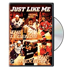 NHL: Just Like Me - Profile of NHL Legends and  the New Crop of NHL Stars