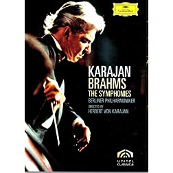Herbert Von Karajan: Brahms - The Symphonies