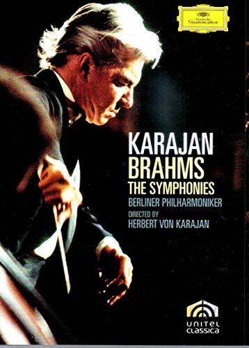 Herbert Von Karajan: Brahms - The Symphonies