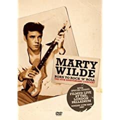 Marty Wilde: Born to Rock 'n' Roll - The 50th Anniversary Concert