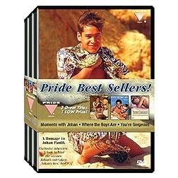 Pride Best Sellers 3pak
