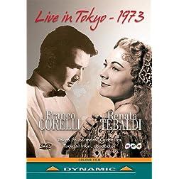 Franco Corelli: 1971 Tokyo Concert