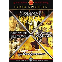 Four Swords: Shaw Brothers / Box Set