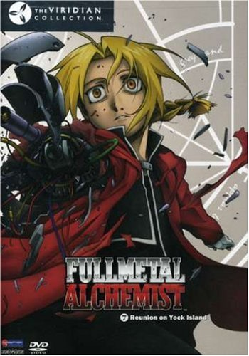 Fullmetal Alchemist, Volume 7: Reunion on Yock Island (The Viridian Collection)