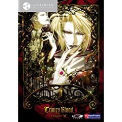 Trinity Blood: Chapter V - Viridian Collection