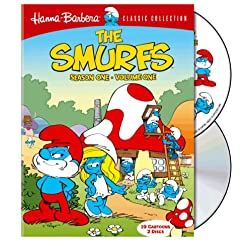 The Smurfs - Season One, Vol. One