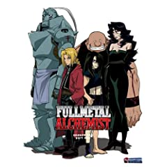 Fullmetal Alchemist - Season 2, Part 1 Box Set