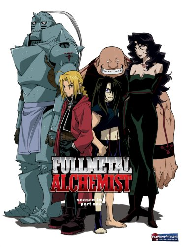 Fullmetal Alchemist - Season 2, Part 1 Box Set