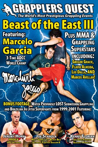 "Grapplers Quest ""Beast of the East 3"""