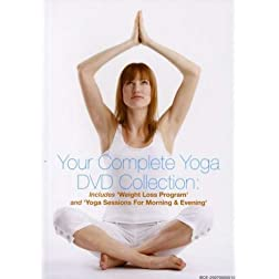 Your Complete Yoga DVD Collection