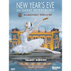 New Year's Eve Concert in St Petersburg