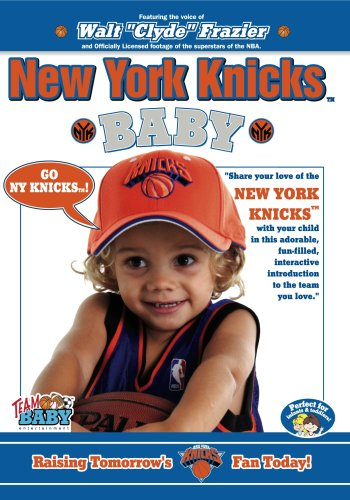 NY Knicks Baby - Raising Tomorrow's NY Knicks Fan Today