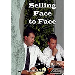 16 - Selling Face to Face by Richard Mulvey