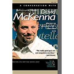 David McKenna - Writers On Writing