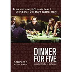 Dinner For Five: Season Two