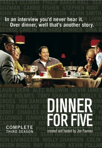 Dinner For Five: Season Three