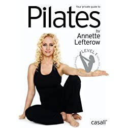 Pilates by Annette Lefterow level 1 (PAL)