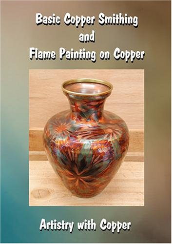 Basic Copper Smithing and Flame Painting on Copper