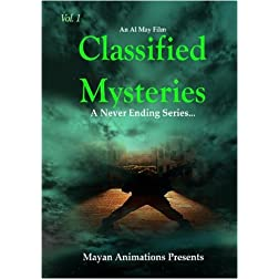 Classified Mysteries -Vol.1 Widescreen