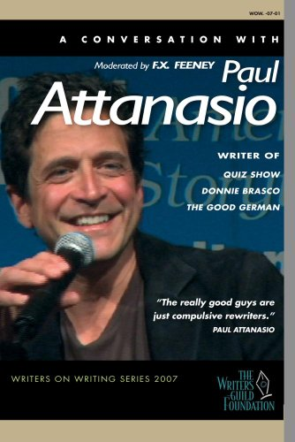 Paul Attanasio - Writers On Writing
