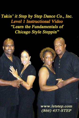 Learn the fundamentals of Chicago-style Steppin'