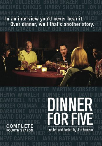 Dinner For Five: Season Four