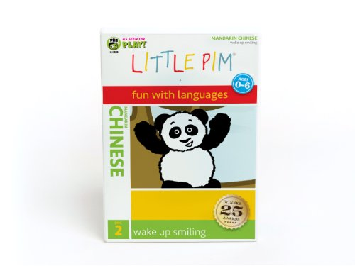 Little Pim: Wake Up Smiling (Mandarin Chinese)
