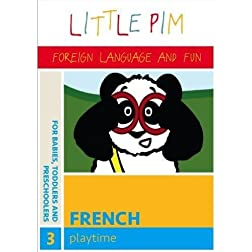 Little Pim: Playtime (French)