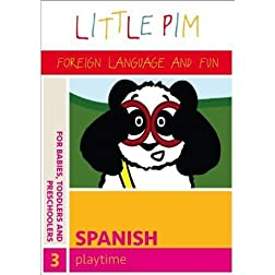 Little Pim: Playtime (Spanish)