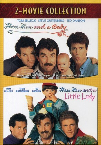 Three Men and a Baby / Three Men and a Little Lady