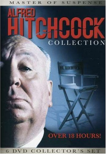 Alfred Hitchcock Collection (6pc) (Gift)