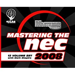 Mastering the 2008 NEC 12-Vol Set on DVD