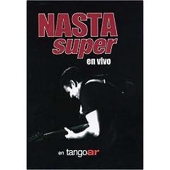 NASTA Super/ en vivo en tango ar