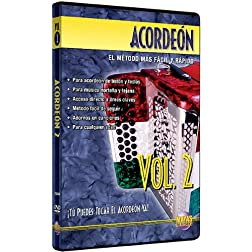 Acorden, Vol 2: T Puedes Tocal El Acorden Ya! (Spanish Language Edition) (DVD)
