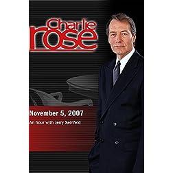 Charlie Rose (November 5, 2007)