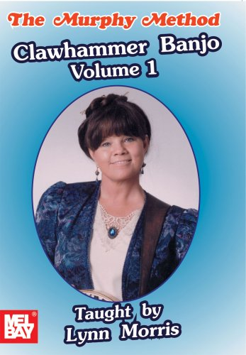 Clawhammer Banjo Volume 1