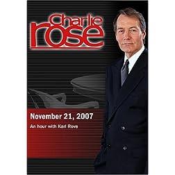 Charlie Rose (November 21, 2007)