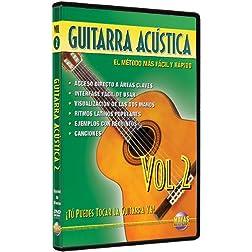 Guitarra Acústica, Vol 2: ¡Tú Puedes Tocar La Guitarra Ya! (Spanish Language Edition) (DVD)