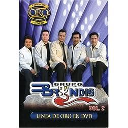 Linea de Oro en DVD, Vol. 2