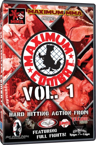 Maximum MMA Presents: Maximum Combat, Vol. 1