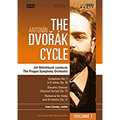 The Dvorak Cycle, Vol. 1
