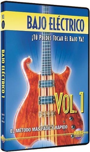 Bajo Eléctrico, Vol 1: ¡Tú Puedes Tocar El Bajo Ya! (Spanish Language Edition) (DVD)